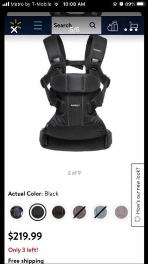BABYBJORN Baby carrier for Sale in Washington, DC