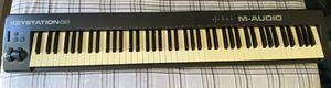 M-AUDIO Keystation88 MIDI controller for Sale in Oceanside, CA
