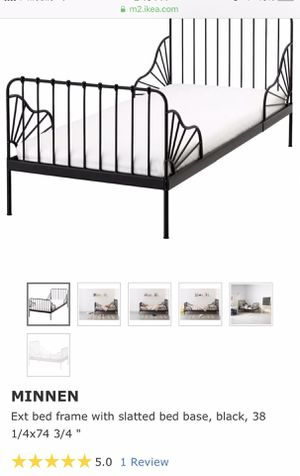 IKEA bed frame and mattress for Sale in Tuscaloosa, AL