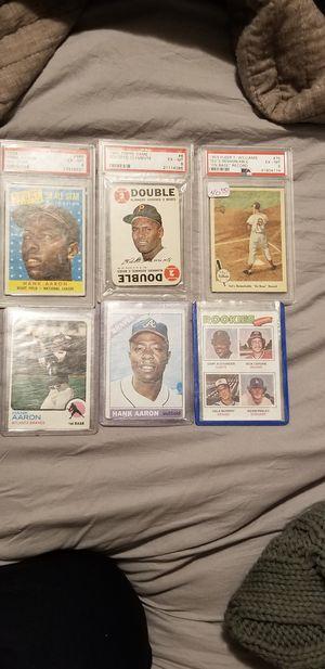 Vintage baseball cards for Sale in La Puente, CA