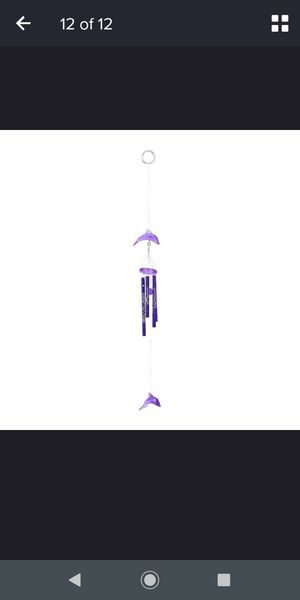 Wind chimes dolphins for Sale in Chino Hills, CA