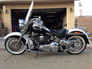 Harley Davidson softail for Sale in La Habra Heights, CA