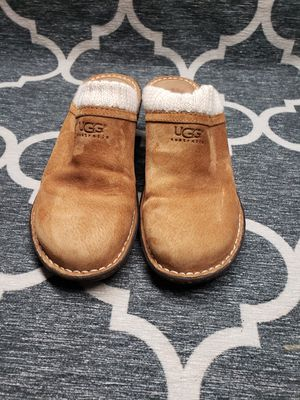 UGG Gael/1934 Slide Clog - Women sleep on shoes for Sale in Irving, TX