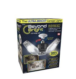 Beyond Bright LED Garage Light, As Seen on TV for Sale in Garland,  TX