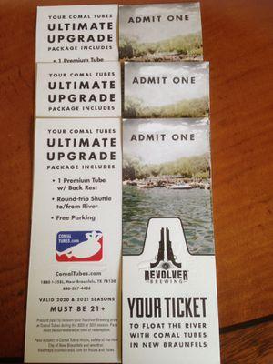 6 tickets for Sale in San Antonio, TX