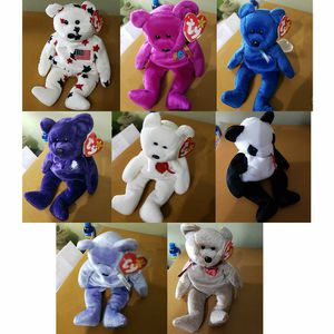 TY Classic Beanie Babies for Sale in Durant, OK