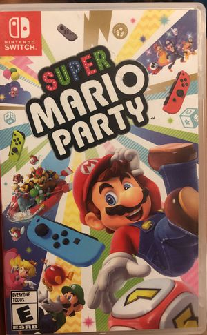 Super mario party for Sale in Denver, CO