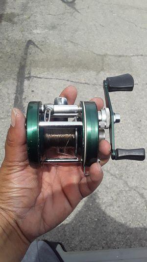 Vintage Ambassadeur 5000 D fishing reel for Sale in Las Vegas, NV