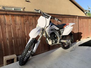 2006 Honda CRF250 CRF 250 Dirt Bike 4 Stroke for Sale in Menifee, CA