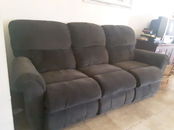 Lazy Boy sofa and loveseat recliners for Sale in Hemet, CA - OfferUp