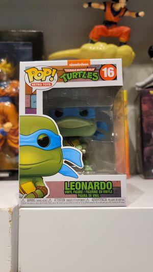 LEONARDO # 16 Funko POP! TEENAGE MUTANT NINJA TURTLES for Sale in Glendale, CA