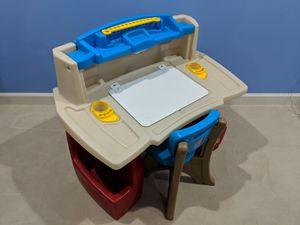 Step2 Deluxe Art Master Desk & Chair for Sale in Ashburn, VA