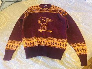 Vintage USC Trojan Snoopy sweater for Sale for sale  Oak Glen, CA