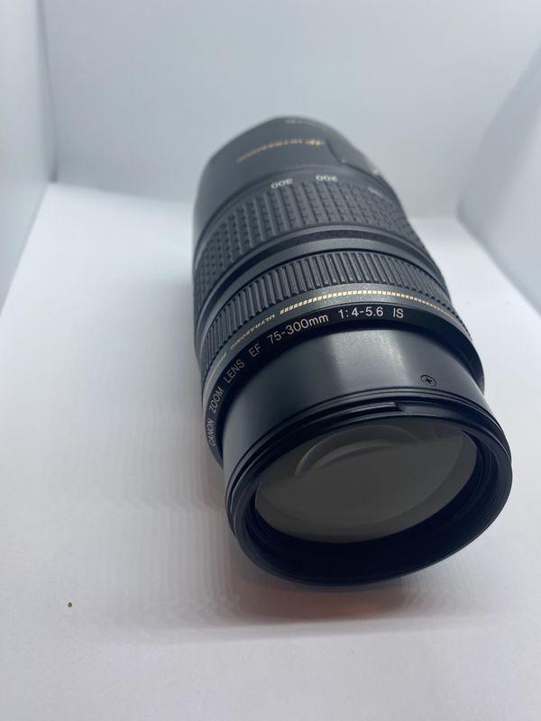 300mm Canon Lenses