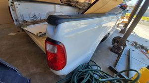 Truck bed and bumper for Sale in Las Vegas, NV