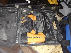 16 finish nail gun for Sale in Frederick, MD