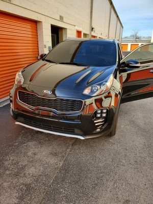 Kia sportage ex 2018 leather sit almost fully loaded for Sale in Nashville, TN