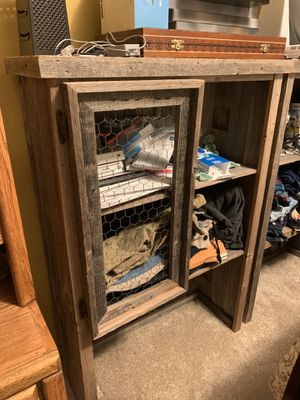 Chicken coop style bookcases/dressers for Sale in Morgantown, WV