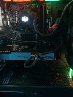 Gtx 670 Sc Gaming Pc. for Sale in Brooklyn,  NY
