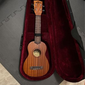 Kala Brand Ukulele With Case for Sale in Fort Myers, FL