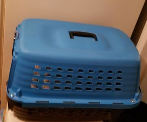 """Petmate pet crate about 24"""" x 16"""" x 16"""" like new for Sale in Murfreesboro, TN"""