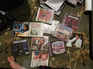 Old rap cds for Sale in Pageland, SC