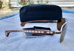Chrome Hearts Beast I sunglasses with storage case - Nice! for Sale in Long Beach, CA