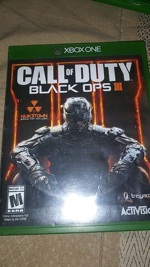 Call Of Duty 3 for Sale in Fullerton, CA