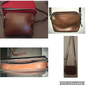 Beautiful Fossil Crossbody Purse for Sale in West Richland, WA