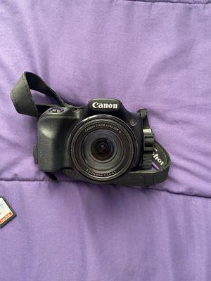 CANON 530 hs camera for Sale in Dallas, TX