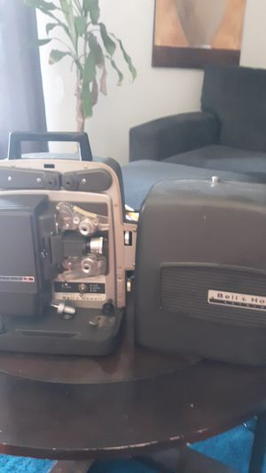 Bell & Howell movie projecter for Sale in Maple Heights, OH
