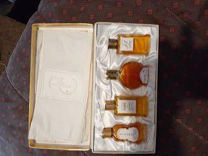 Vintage he full bottles of purfume for Sale in Oskaloosa, IA