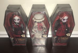 New Living Dead Doll Little Red Ridding Hood All this $150 for Sale in Port St. Lucie, FL