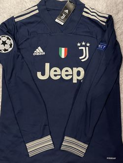 Cristiano Ronaldo Long Sleeve Juventus away L for Sale in Sterling,  VA