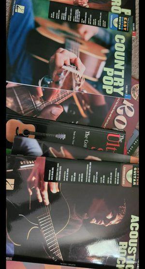 Guitar books for Sale in South Norfolk, VA
