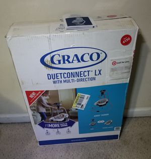 Graco DuetConnect LX for Sale in Hyattsville, MD