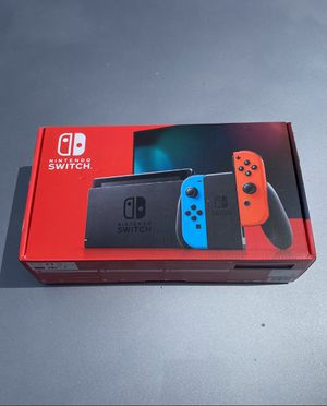 Nintendo Switch with 128GB memory Card for Sale in Miami, FL