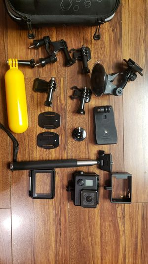 Go pro hero 4 black and accessories for Sale in ROWLAND HGHTS, CA