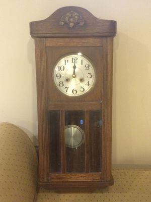 Antique wall clock for Sale in Seattle, WA