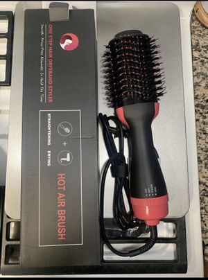 Brand new 3 in 1 hot air hair brush for Sale in Alhambra, CA