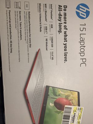 Laptop for Sale in Ruther Glen, VA