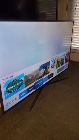 "50""Samsung Led 4k 2160p ULTRA HIGH DEFINITION Smart TV wi-fi Model UN50MU6070 for Sale in San Jose, CA"