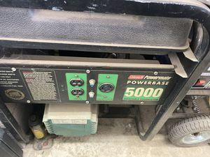 Coleman generator 10000watts for Sale in Heber, AZ