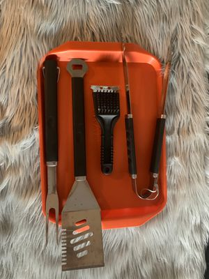 BBQ grill tool set for Sale in Orlando, FL