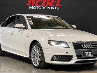 2012 AUDI A4 for Sale in North Las Vegas,  NV