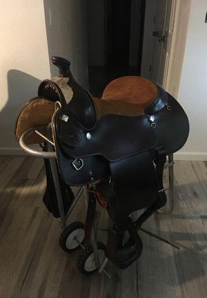 Western saddle for Sale in Phoenix, AZ