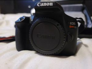 CANON T7 2 lense BUNDLE AND MORE! for Sale in Philadelphia, PA