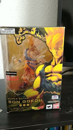 Super Saiyan Son Gokou for Sale in North Las Vegas, NV