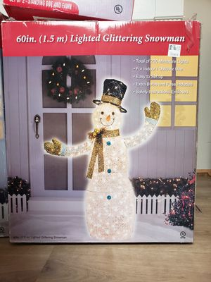 Christmas lawn decorations for Sale in Whittier, CA