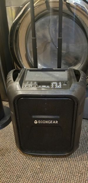 Large Bluetooth speaker for Sale in Modesto, CA